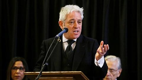 Former UK speaker joins Labour party | Sky News Australia