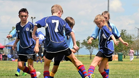 NSW government doubles vouchers for kids sports