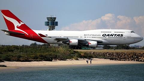 Qantas underlying profit slumps 17 per cent | Sky News Australia