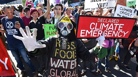 Brisbane pushes for greater power over climate protestors | Sky News Australia