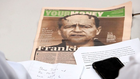 Labor vows not to take the same franking credits policy to the next election | Sky News Australia