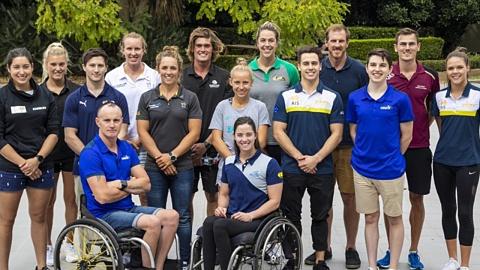 Athletes come together to help fight stigma around mental health | Sky News Australia