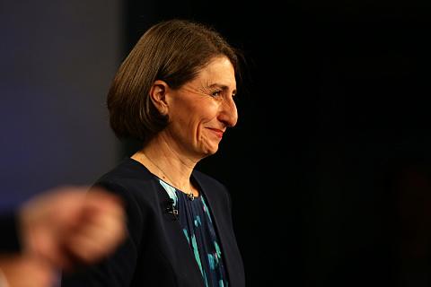 Berejiklian confident NSW Coalition will win majority