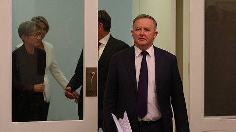 Albanese offers tax compromise   Sky News Australia