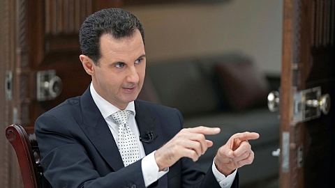 US warns Syrian president against chemical attacks | Sky News Australia