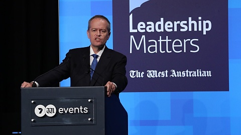 Shorten promises to create wage theft tribunal | Sky News Australia