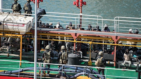 Hijacked ship siezed by Malta's special forces