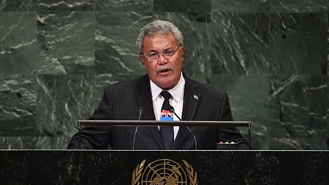 Tuvalu threatens to pull workers from Australia | Sky News Australia