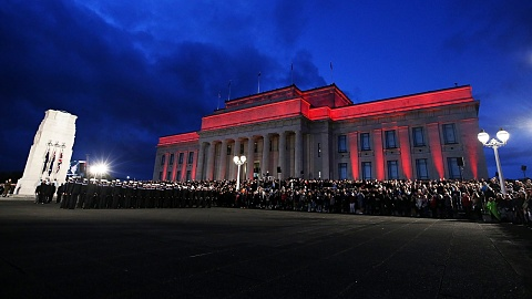 NZ Anzac Day services scaled back amid security concerns
