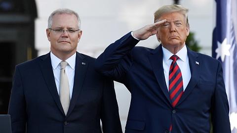'Mateship' documentary highlights strong Australia, US relationship   Sky News Australia