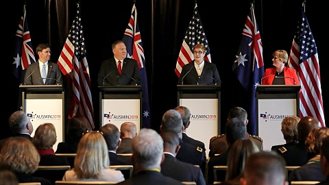 Australia asked to do more for Middle East rising tensions | Sky News Australia
