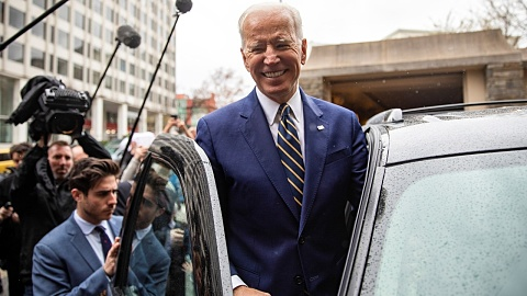 Biden's comments on fracking and the oil industry a 'disaster' for Democrats   Sky News Australia