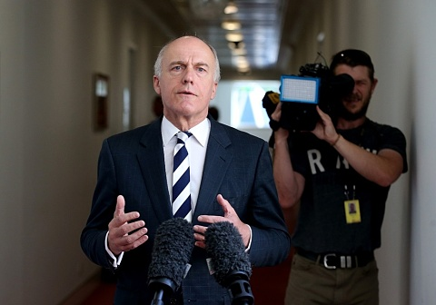Senator Abetz shocked by the banning of climate discussion | Sky News Australia