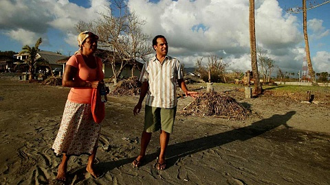 Vanuatu Foreign Minister calls for more climate change action from Australia