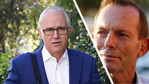 Turnbull's low turnout dinner no match for Abbott 'warrior' tribute | Sky News Australia