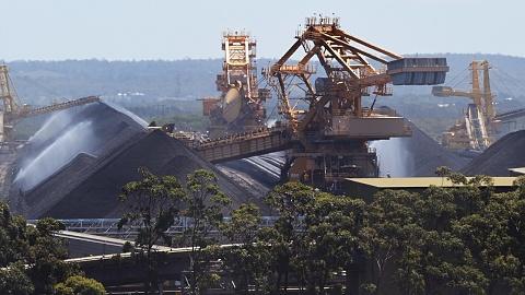 Construction underway at Adani   Sky News Australia