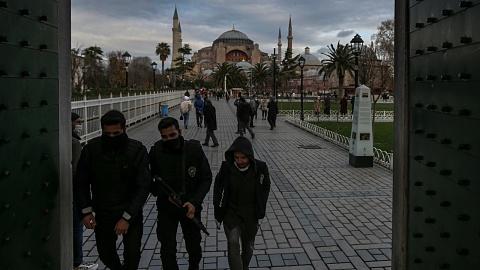 Turkey records 63,000 new cases in 24 hours | Sky News Australia