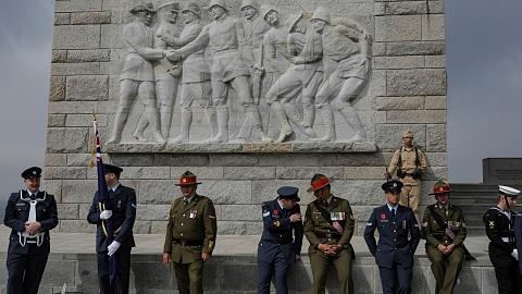 Scott Morrison downplays Anzac Day terror threat