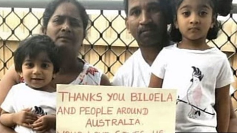 Tamil family's legal case delayed until Friday | Sky News Australia