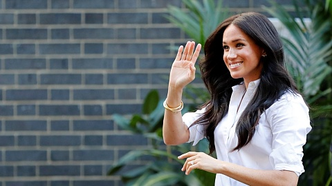 Duchess of Sussex launches charity clothing line | Sky News Australia