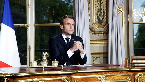 Emmanuel Macron has 'stood up for free speech' and for secularism   Sky News Australia