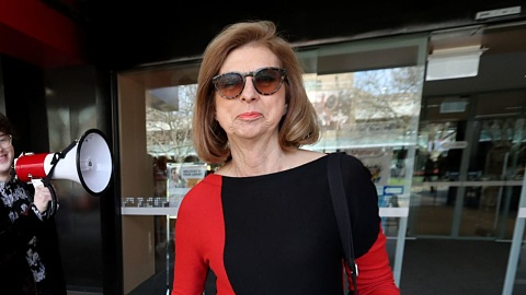 Senate passes motion condemning Bettina Arndt | Sky News Australia