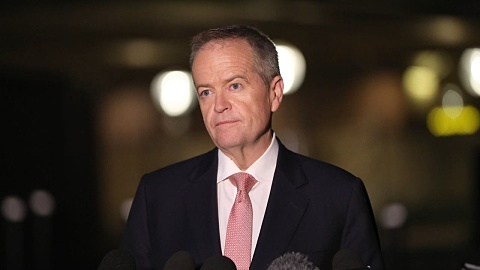 Banned billionaire donor requested meeting with Shorten | Sky News Australia