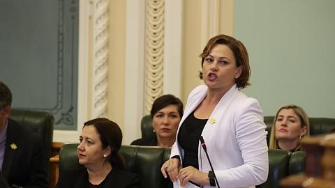 Queensland corruption watchdog won't investigate Jackie Trad | Sky News Australia