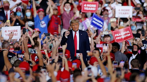 Trump will win US election with 270-280 seats: Data analyst | Sky News Australia