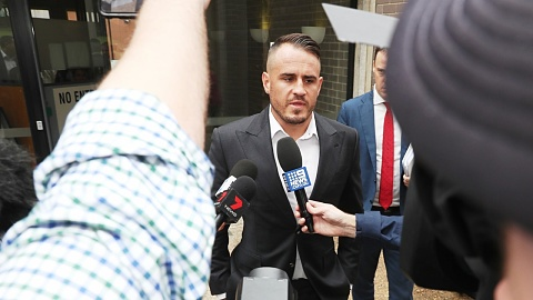 NRL star Josh Reynolds sexual assault charge 'thankfully' handled 'on its merits' | Sky News Australia