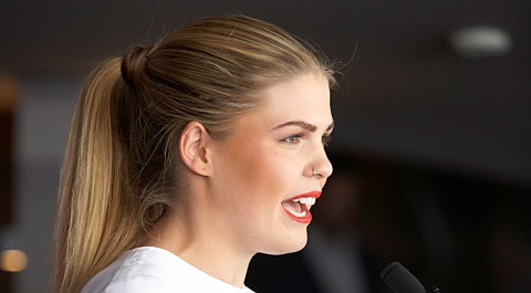 Cancer conwoman Belle Gibson returns to court | Sky News Australia