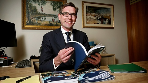 Health and education investment will 'continue to grow': NSW Treasurer | Sky News Australia