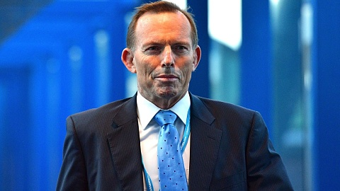 Abbott calls out China's presidency, wavering freedoms and militarisation