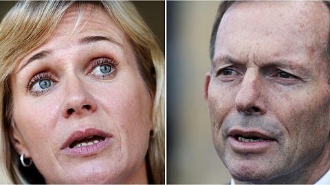 Abbott and Steggall to face off in televised debate