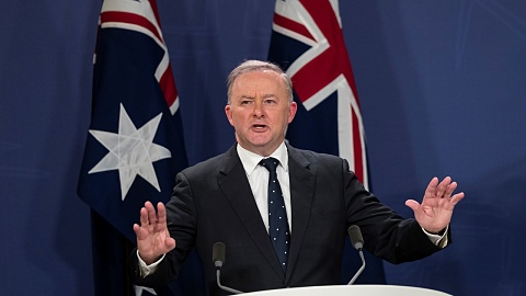 Albanese brands Labor's election emissions target a 'mistake' | Sky News Australia