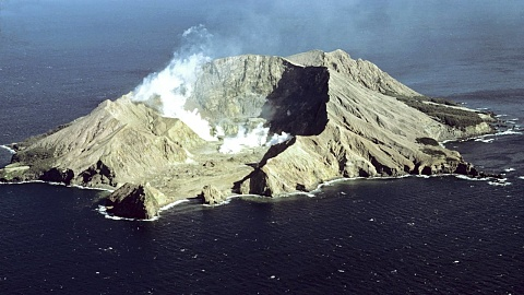 Dozens of people unaccounted for after active NZ volcano erupts   Sky News Australia
