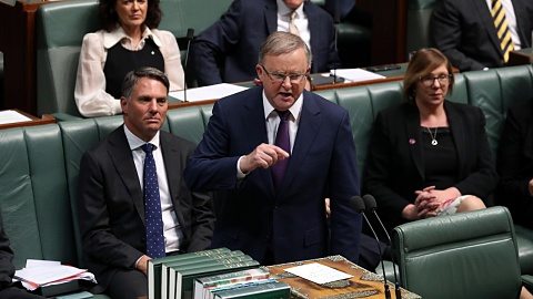 Labor to oppose parliamentary inquiry into family law system | Sky News Australia