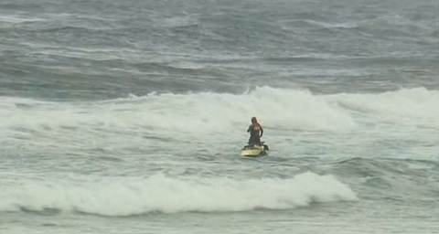 Search resumes for missing NSW swimmer