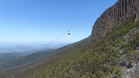 Controversial cable car project on the cards for Hobart | Sky News Australia