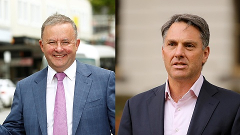 Anthony Albanese, Richard Marles to lead Labor Party | Sky News Australia