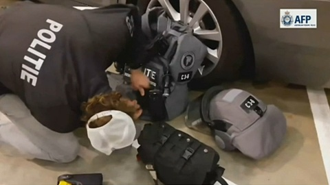 Undercover drug bust in Brisbane | Sky News Australia