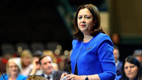 Palaszczuk is a 'ceremonial Premier' | Sky News Australia