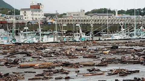 At least 26 dead after Typhoon Hagibis hits Japan | Sky News Australia