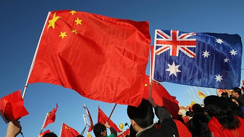 'Chinese-born population could exceed English-born population in Australia for first time'   Sky News Australia