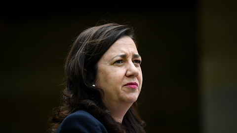 Palaszczuk 'very concerned' for Queensland borders following ADF withdrawal | Sky News Australia