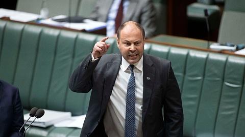 Josh Frydenberg delivers 'angry and emotional' speech to Parliament | Sky News Australia