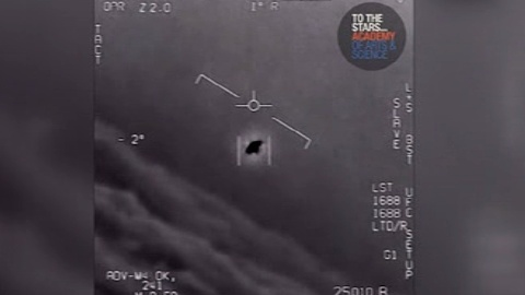 'UFO' videos really are 'unidentifiable' US Navy confirms | Sky News Australia