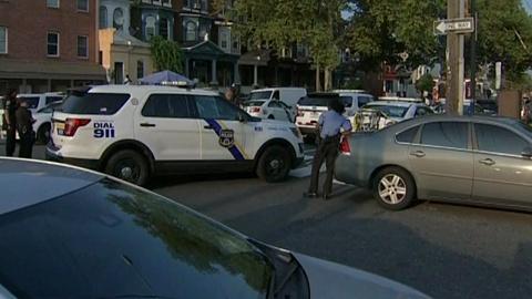 At least six police officers shot in Philadelphia | Sky News Australia