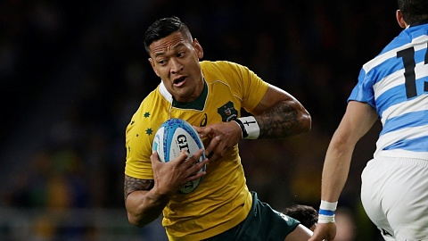 Donations continue for Folau | Sky News Australia