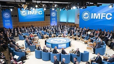 Head of the IMF warns of another potential 'Great Depression' | Sky News Australia
